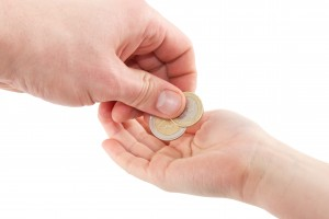 pocket-money-child-coin